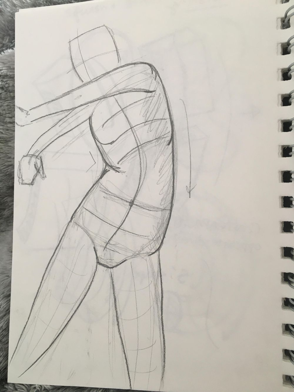 Dynamic poses - image 2 - student project