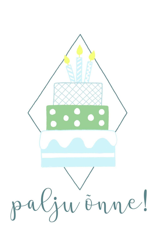 Birthday cake - image 1 - student project