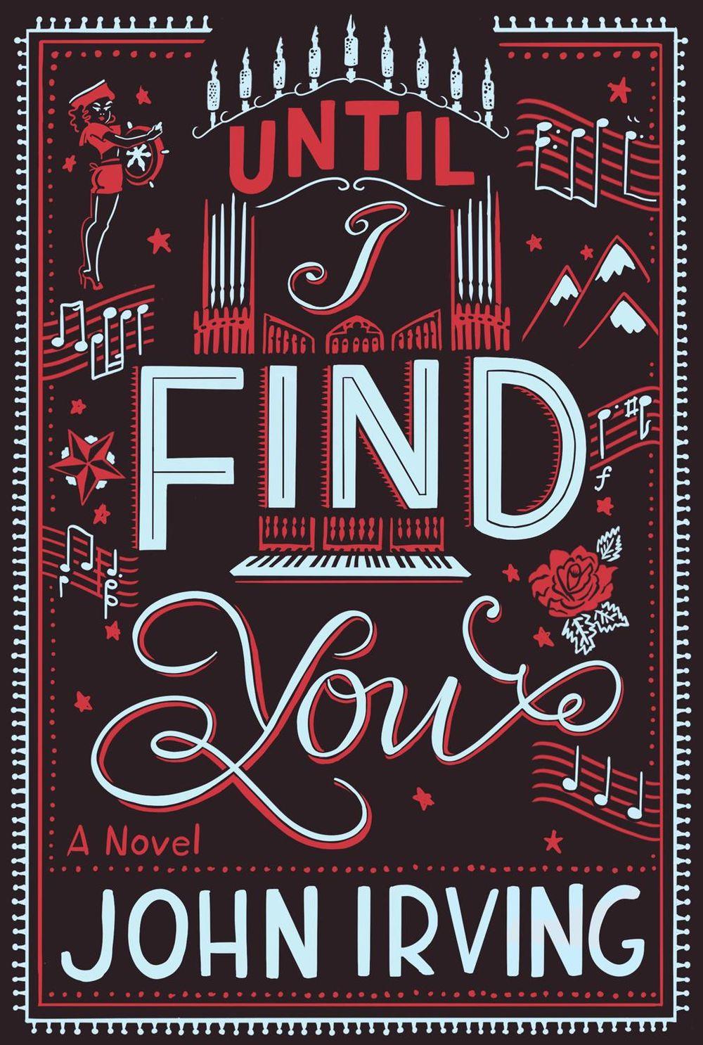 Until I find you - John Irving - image 5 - student project