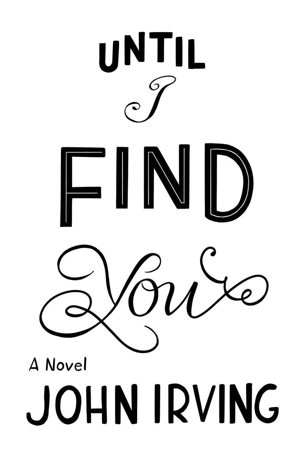 Until I find you - John Irving - image 8 - student project