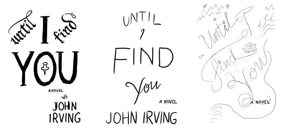Until I find you - John Irving - image 4 - student project