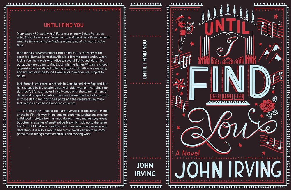 Until I find you - John Irving - image 6 - student project