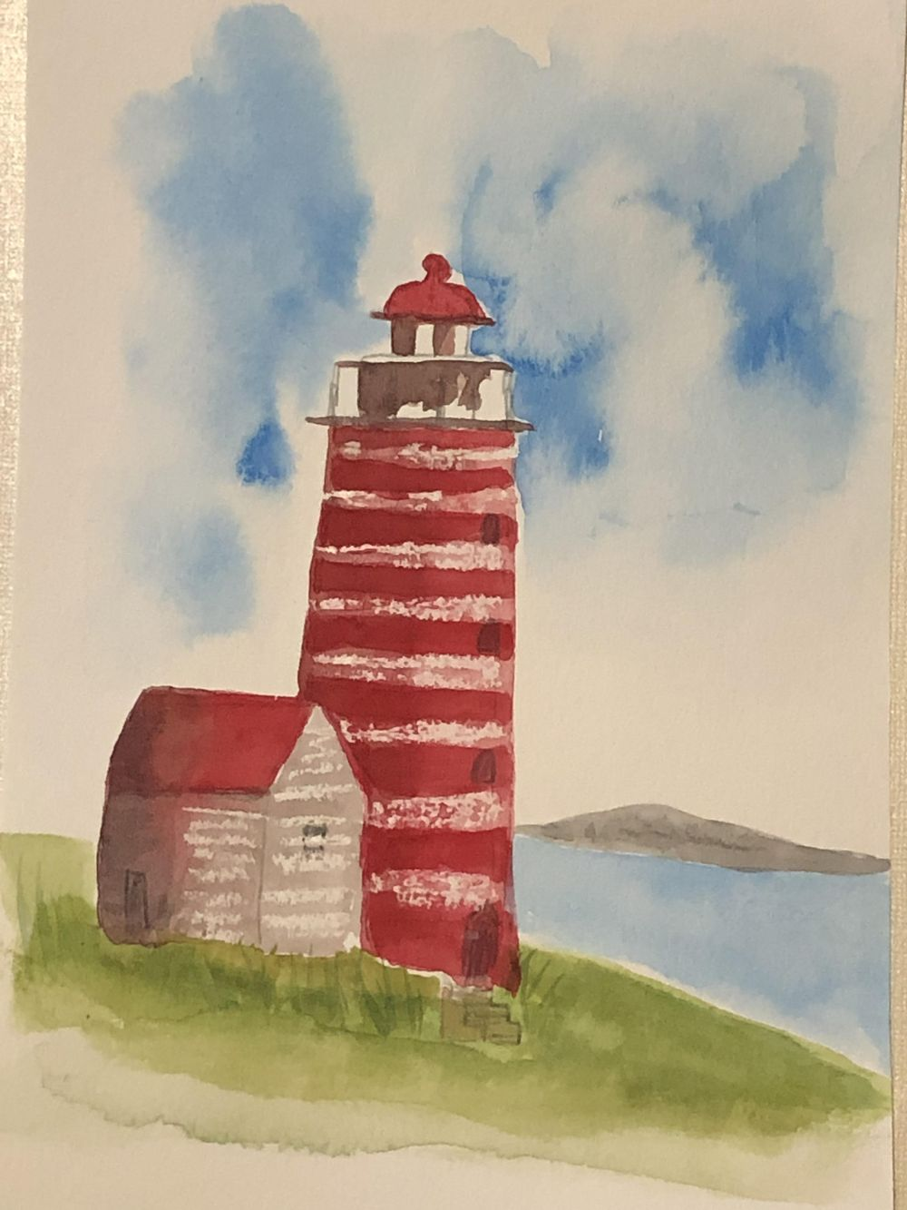 Three Lighthouses - image 2 - student project