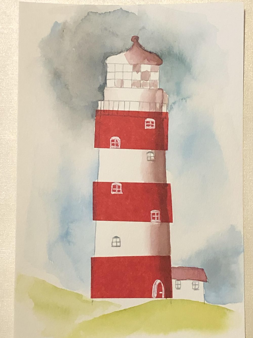 Three Lighthouses - image 3 - student project