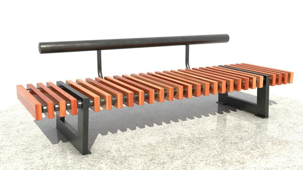 Bench - image 1 - student project