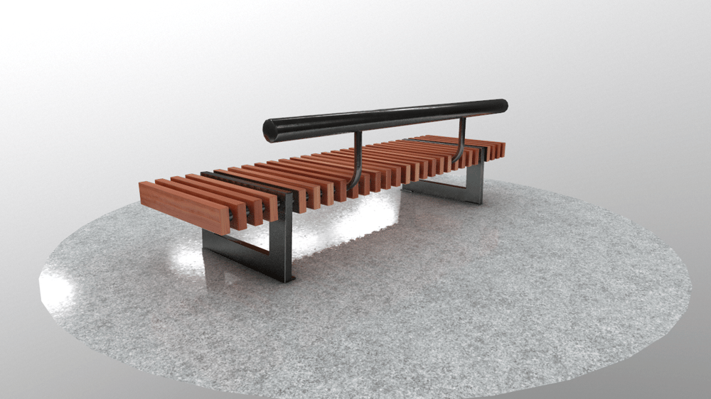 Bench - image 3 - student project