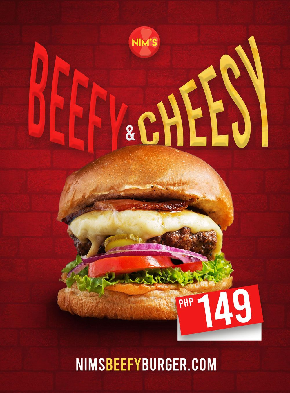 Hamburger Ad :) - image 1 - student project