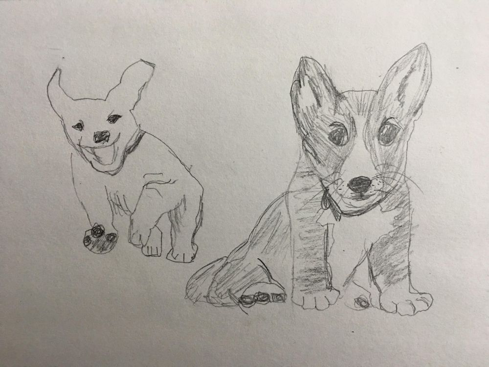 Drawing what I love and how do I come up with something original? - image 5 - student project