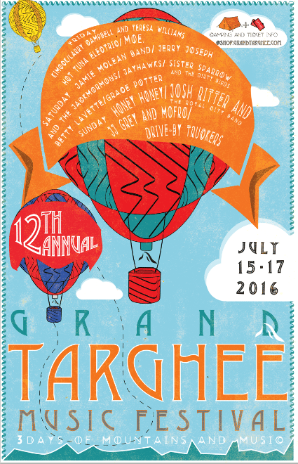 Festival GIG Poster submission - image 4 - student project