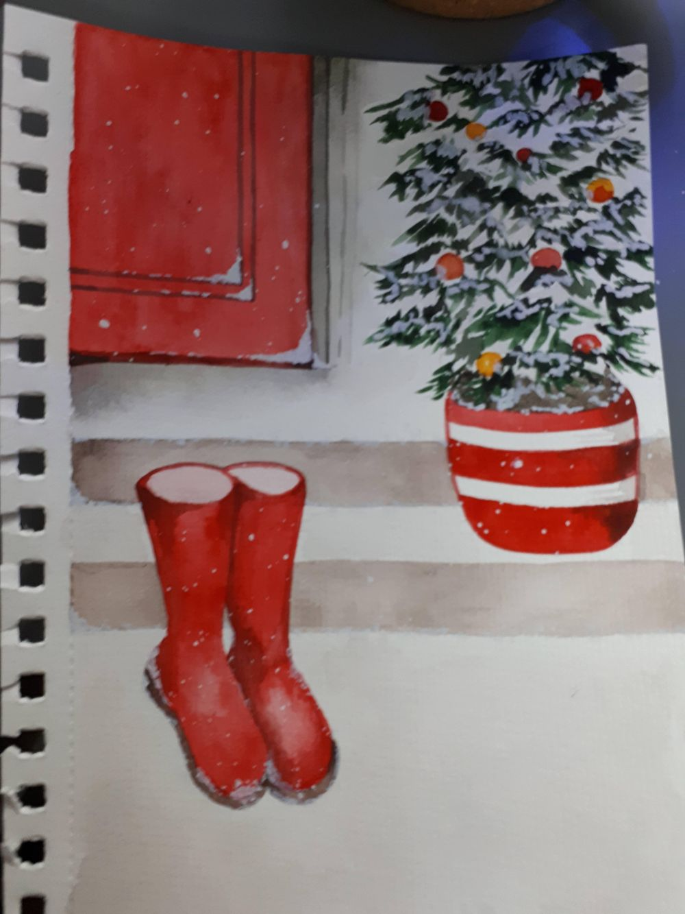 Christmas pictures - image 1 - student project