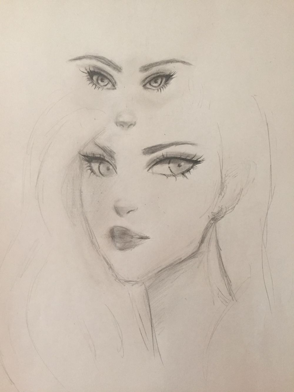 Character Portrait Study - image 1 - student project