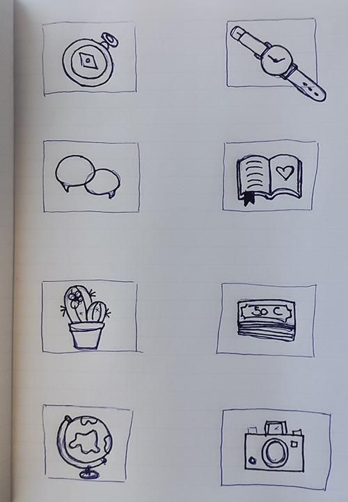 Icon set - image 1 - student project