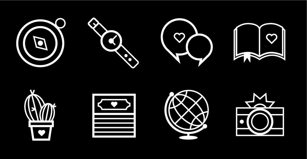 Icon set - image 2 - student project