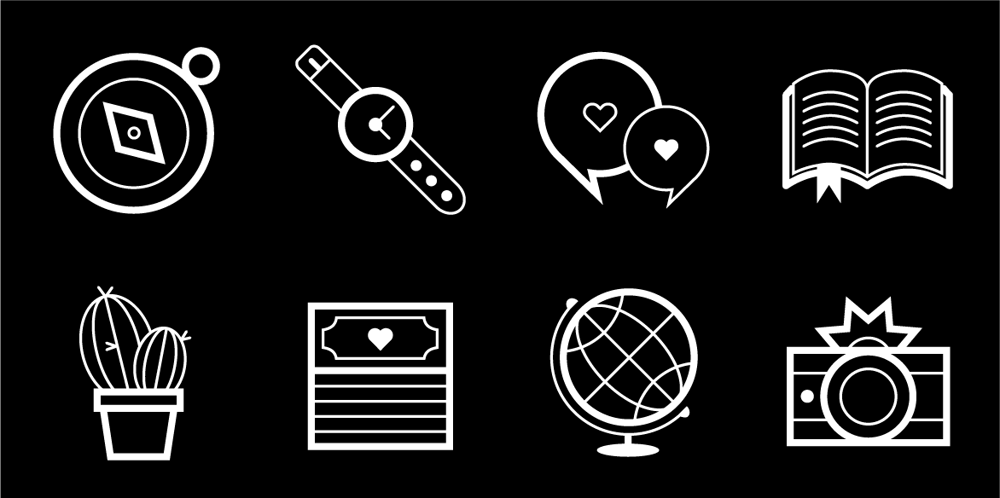 Icon set - image 3 - student project