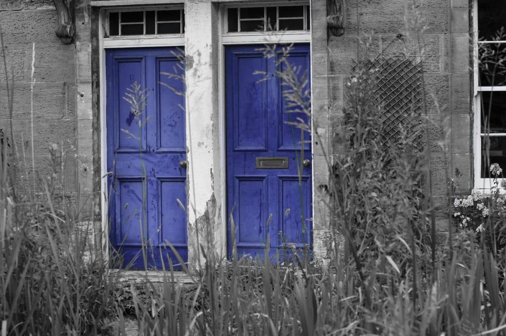 Purple Door - image 1 - student project