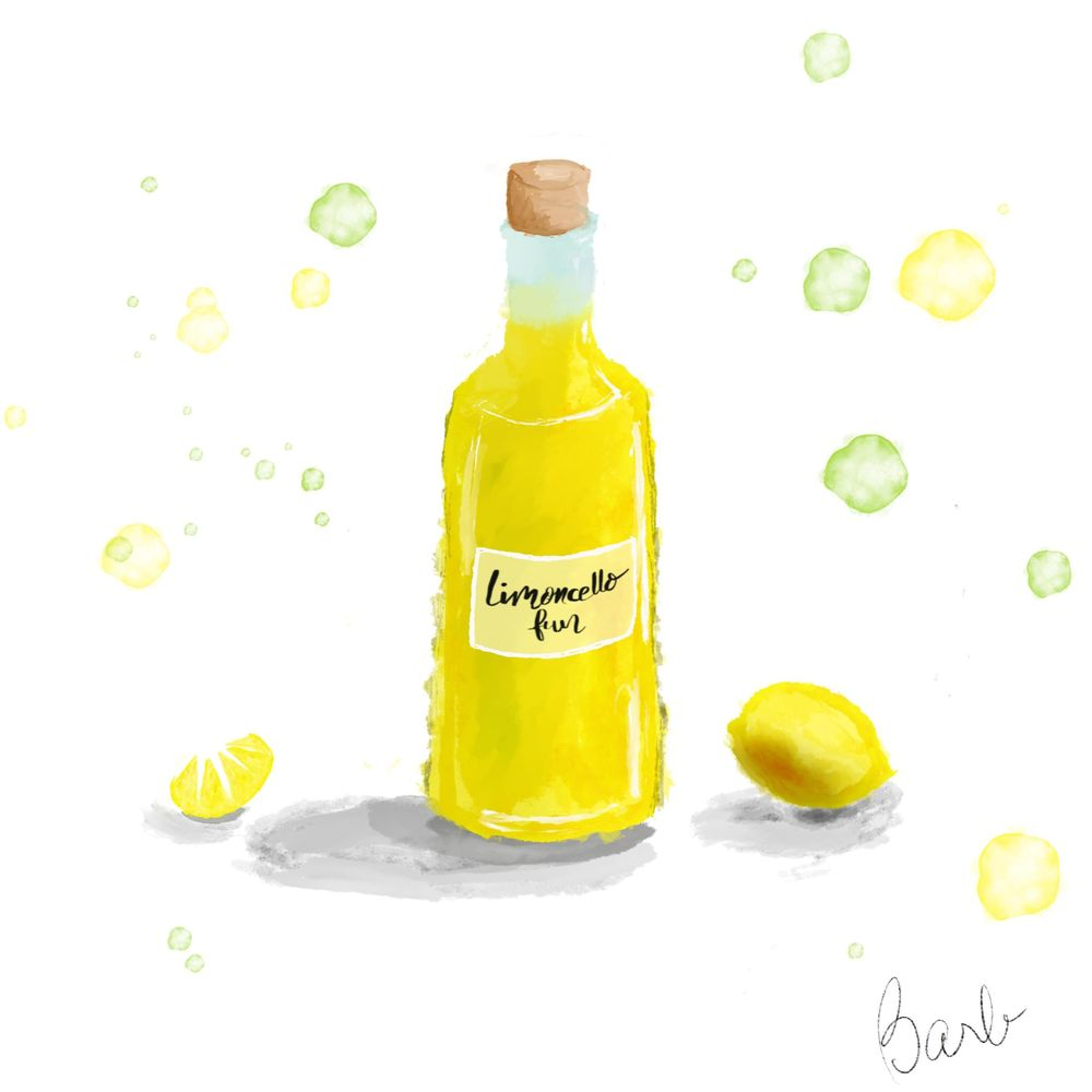 Yummy Limoncello - image 1 - student project