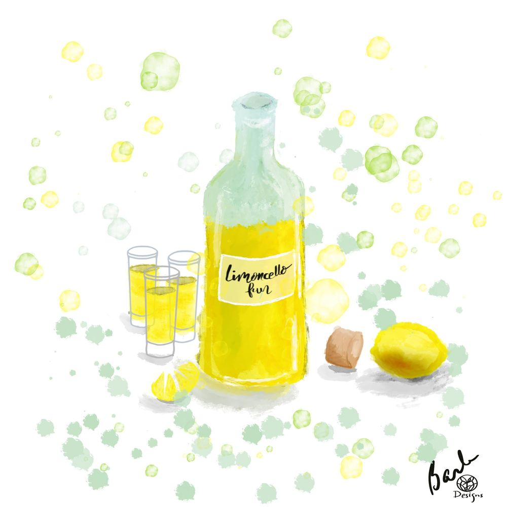 Yummy Limoncello - image 2 - student project