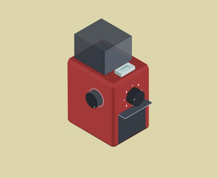 Coffee Grinder - image 2 - student project