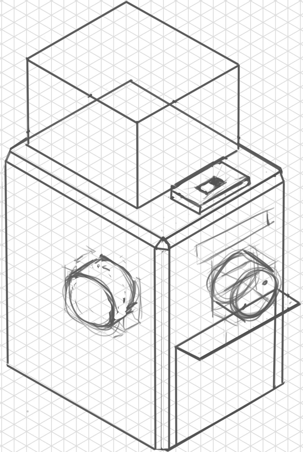 Coffee Grinder - image 1 - student project