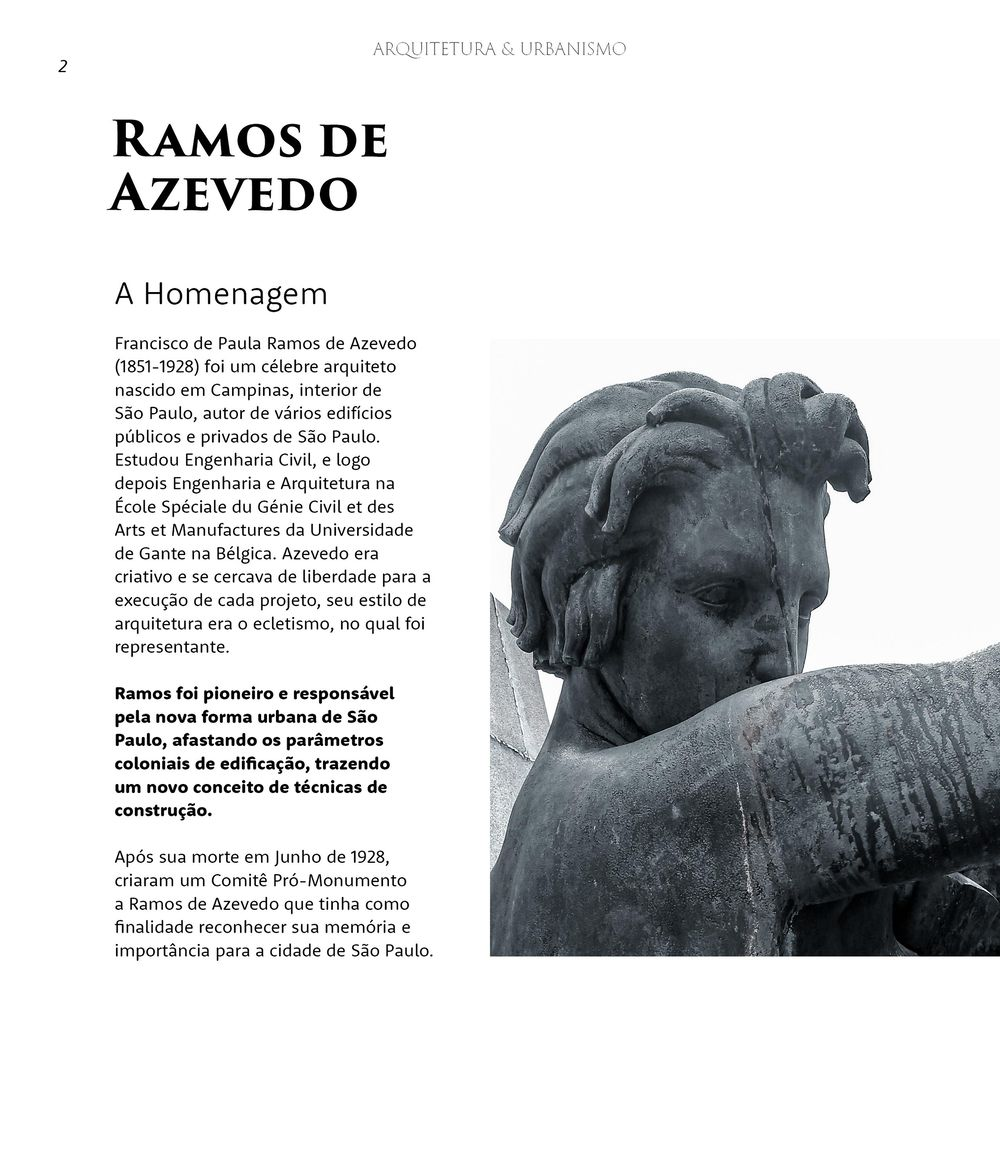 Revista Arquitetura & Urbanismo - image 2 - student project
