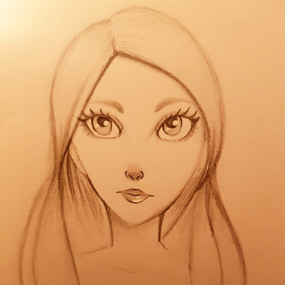 Designing female characters - image 3 - student project