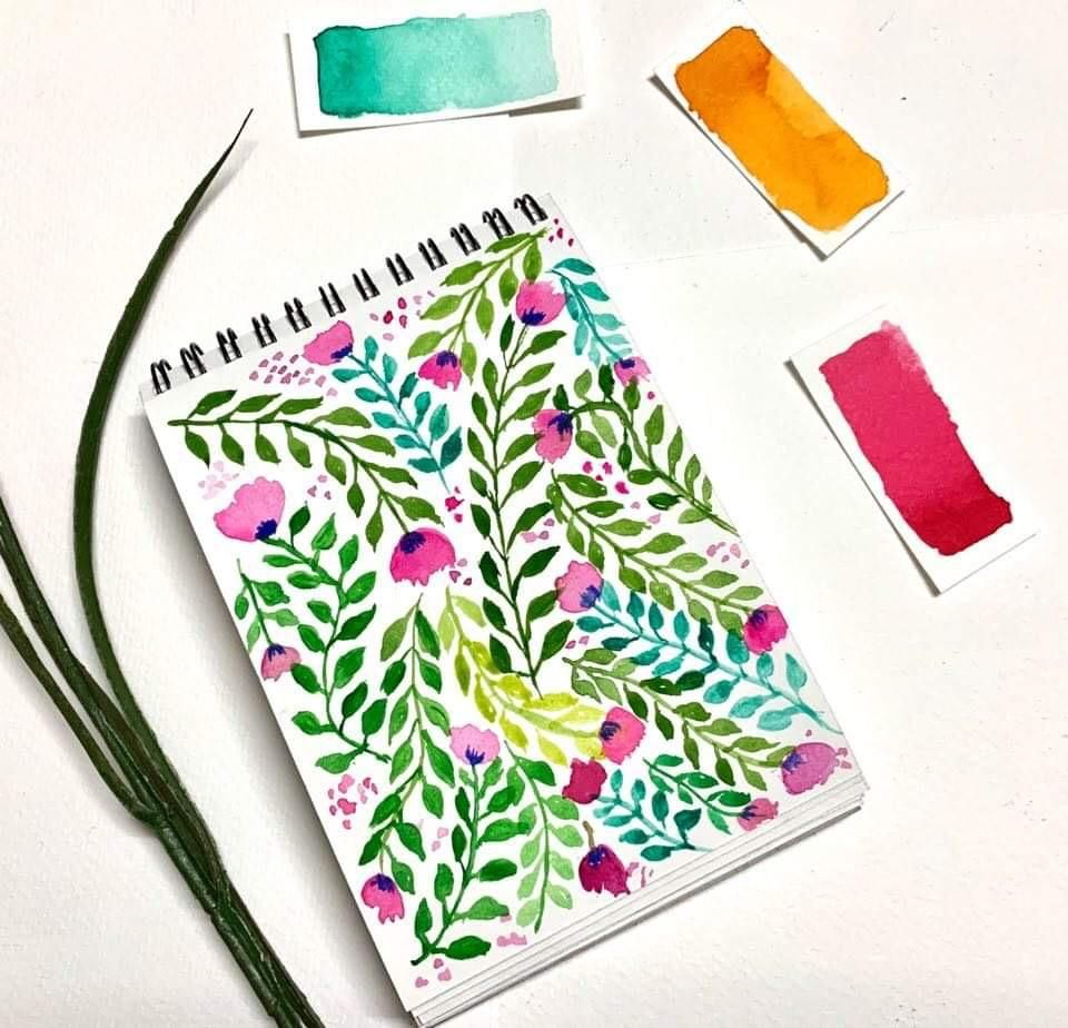 floral patterns ! - image 2 - student project