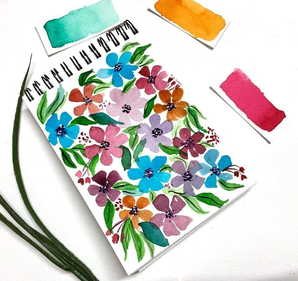floral patterns ! - image 1 - student project