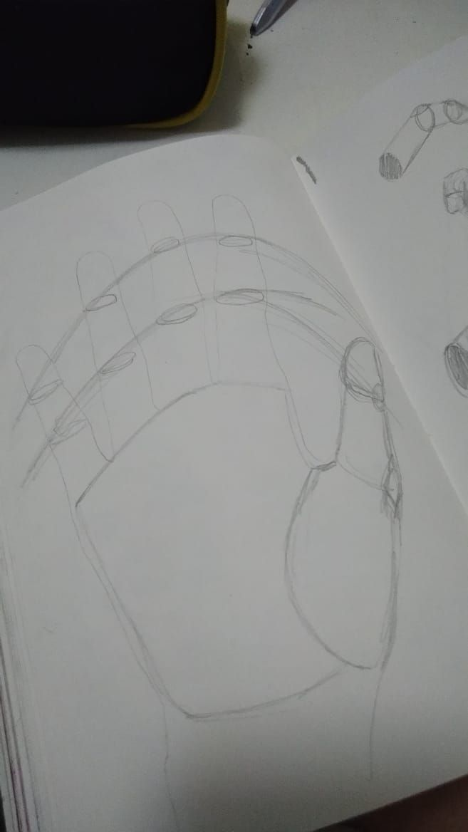 Mastering hands - image 2 - student project