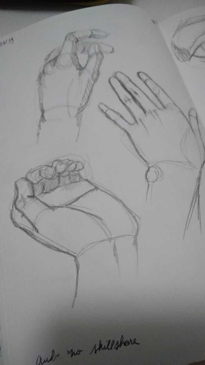 Mastering hands - image 1 - student project