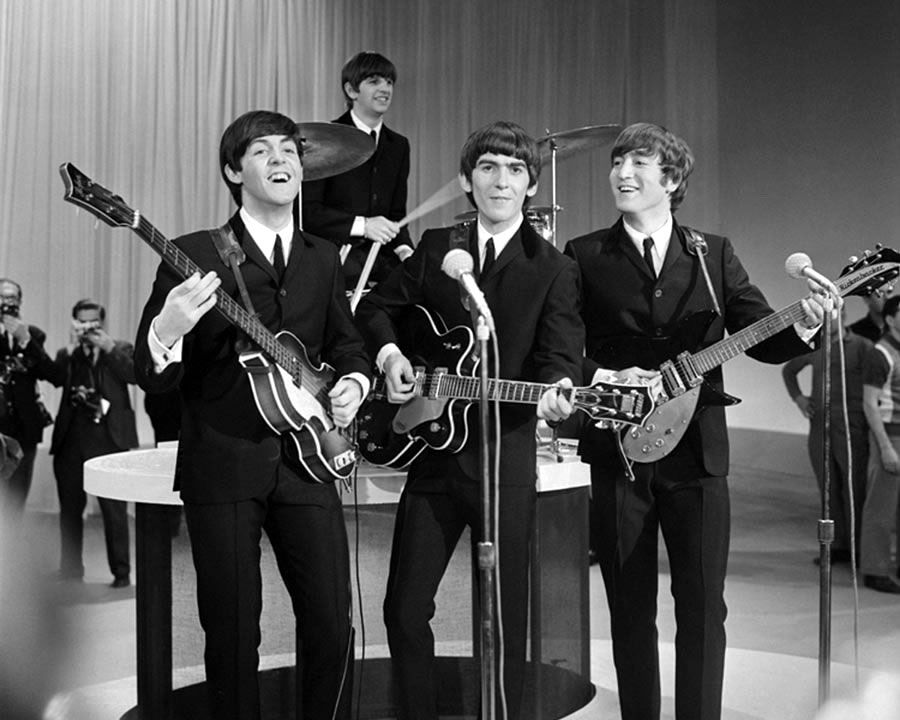 AE character animation: The Beatles - image 1 - student project