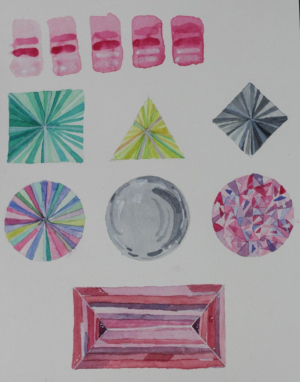 Gems & jewelry - image 1 - student project
