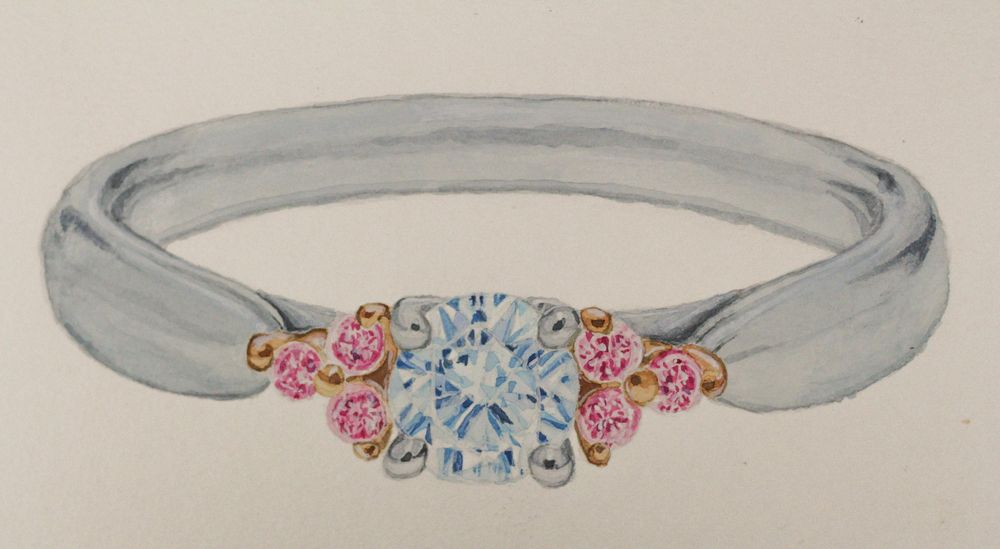 Gems & jewelry - image 3 - student project