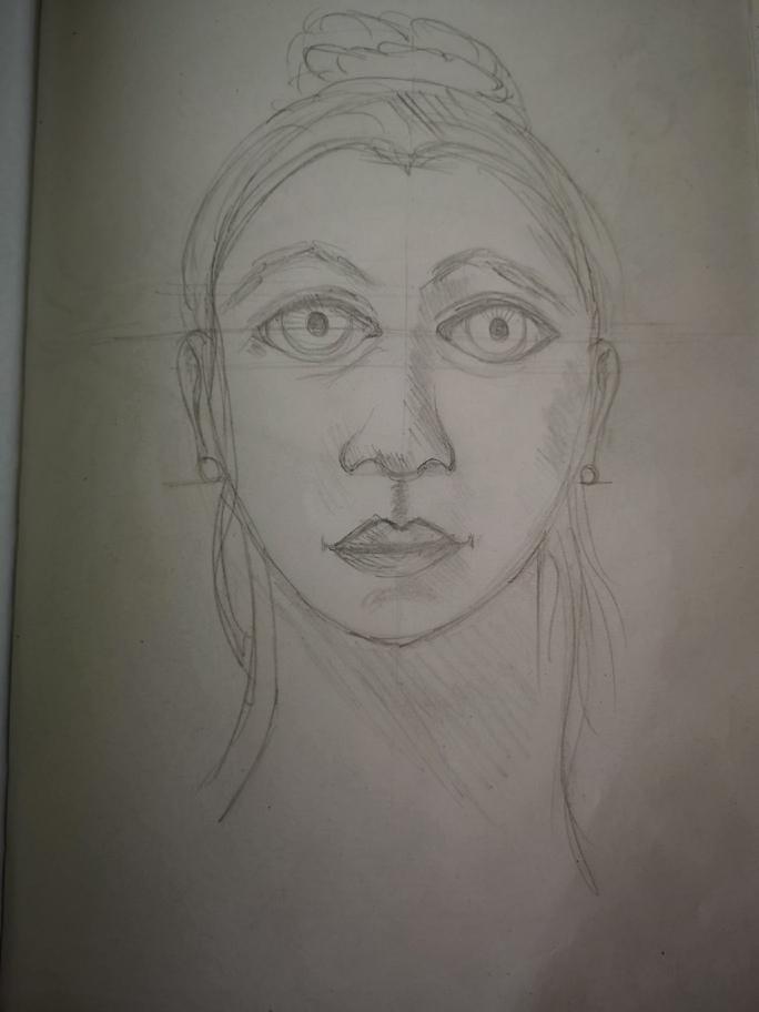 Kako narisati obraz - image 2 - student project