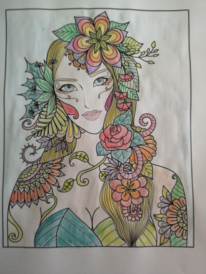 Art therapy - image 1 - student project