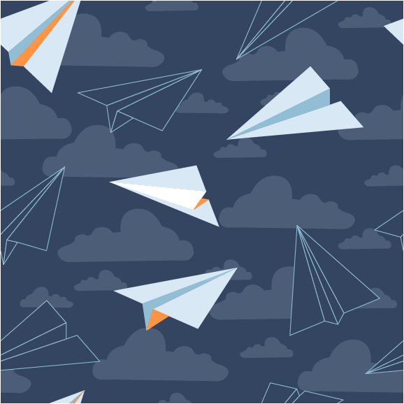 Paper Planes Repeat - image 1 - student project