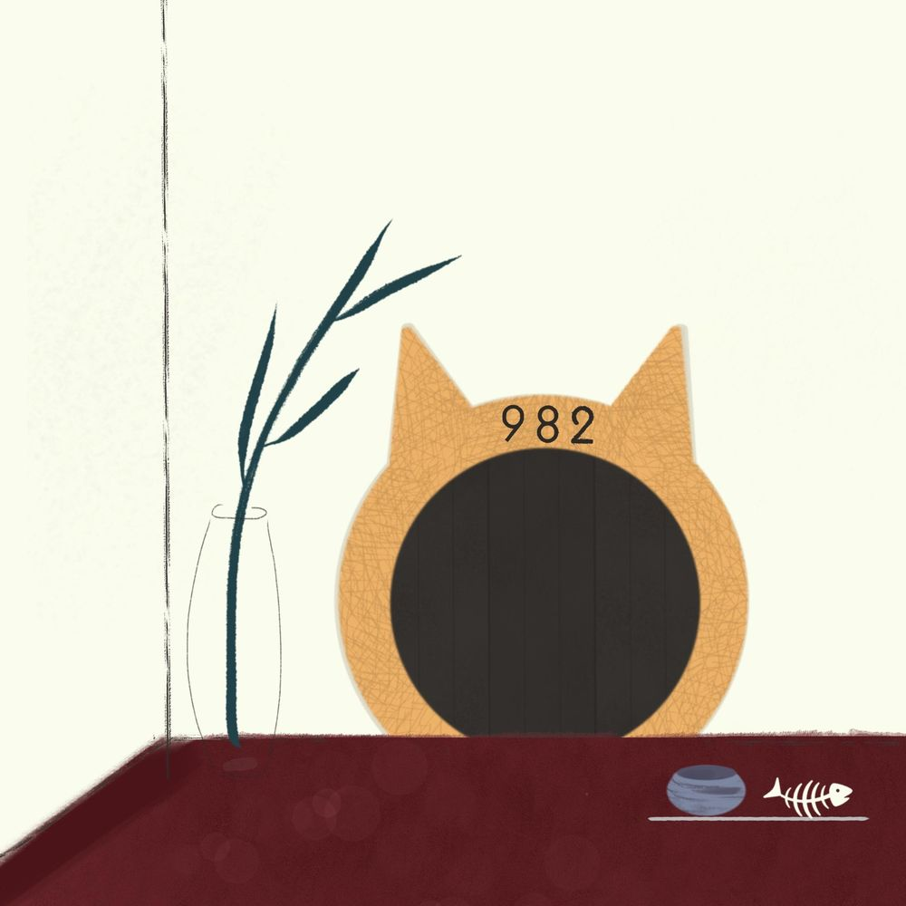 Cat Hotel - image 1 - student project