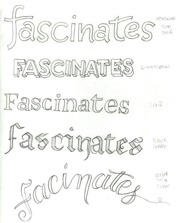 Do More of What Fascinates You! - image 1 - student project