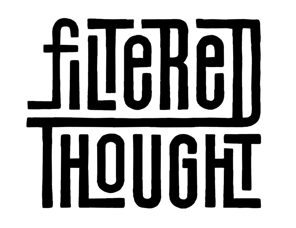 Filtered Thought Logo Concept - image 4 - student project