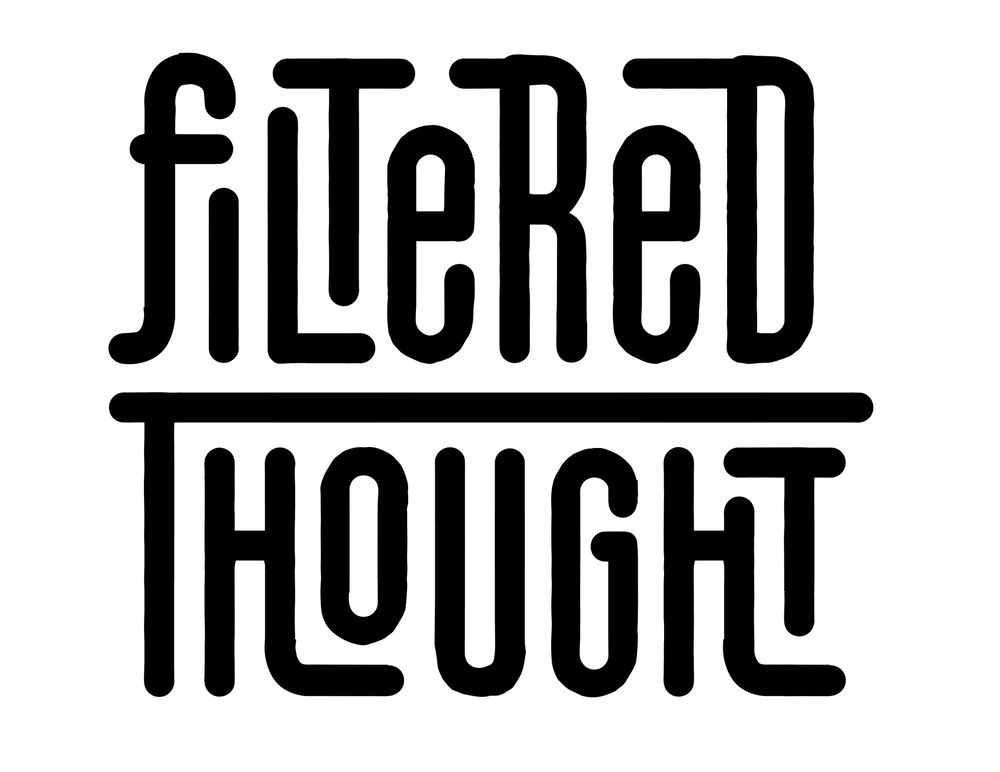 Filtered Thought Logo Concept - image 1 - student project