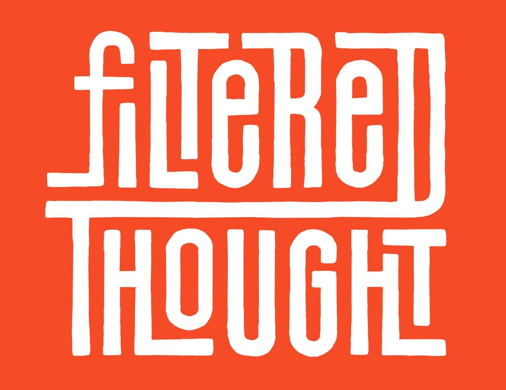 Filtered Thought Logo Concept - image 5 - student project