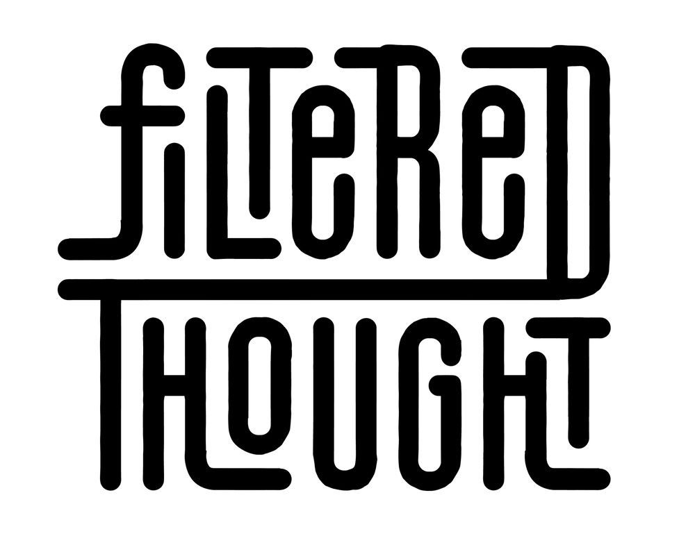 Filtered Thought Logo Concept - image 2 - student project