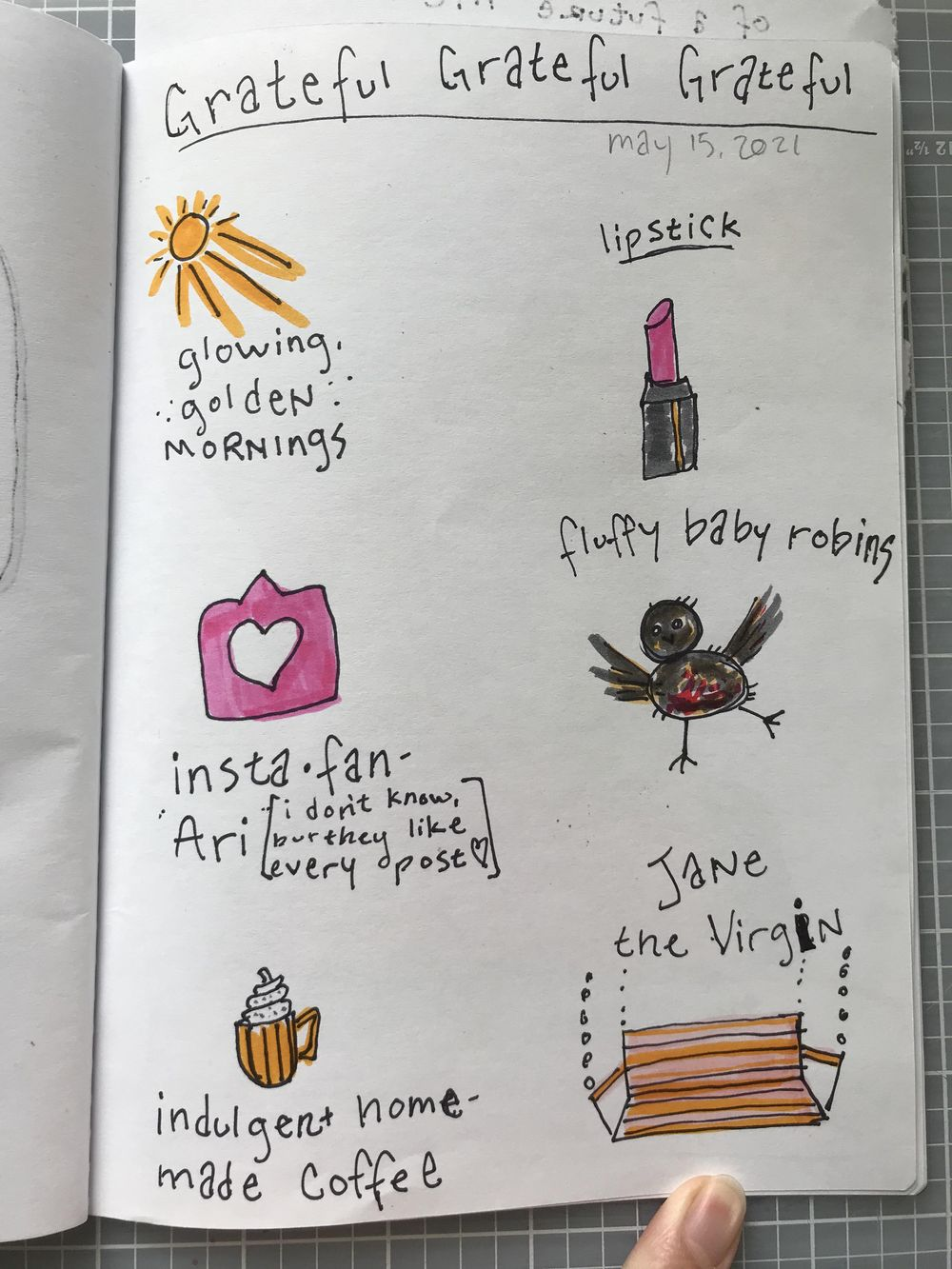 Doodling to Discover - image 1 - student project