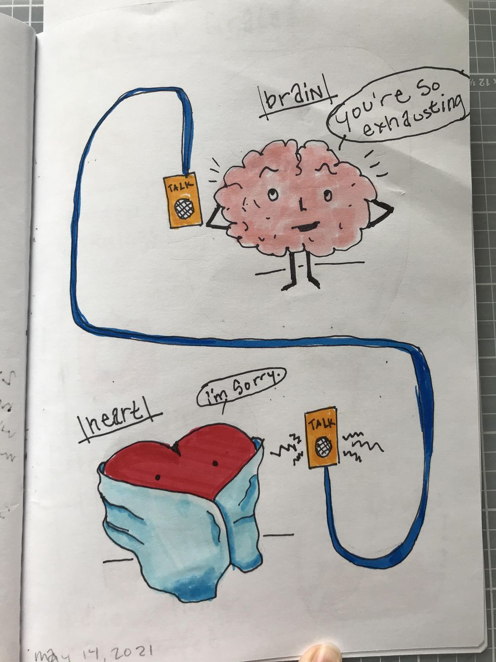 Doodling to Discover - image 2 - student project