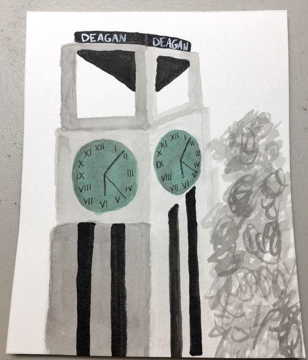 Ravenswood in Ink - image 9 - student project