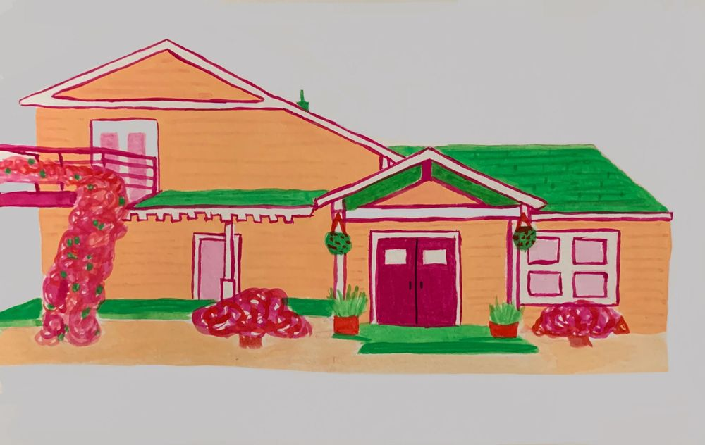 My old house! - image 2 - student project