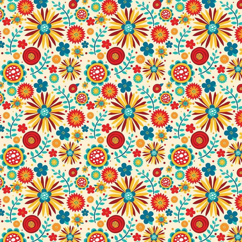Retro Pattern - image 2 - student project