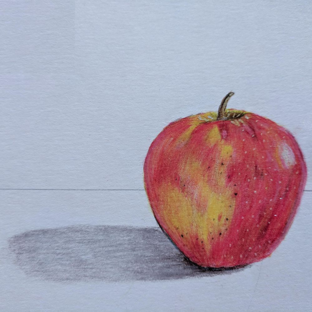 My three hour apple! - image 1 - student project
