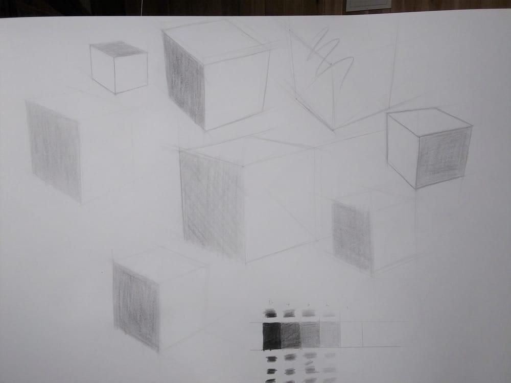 Shading Fundamentals - image 4 - student project