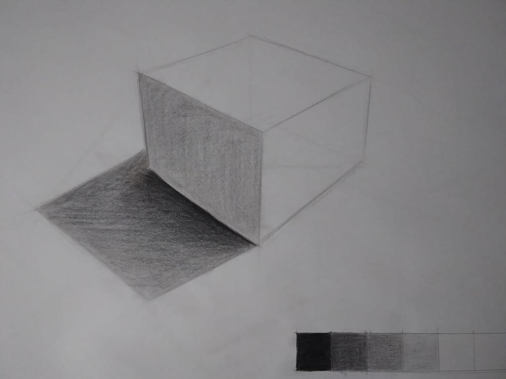 Shading Fundamentals - image 7 - student project