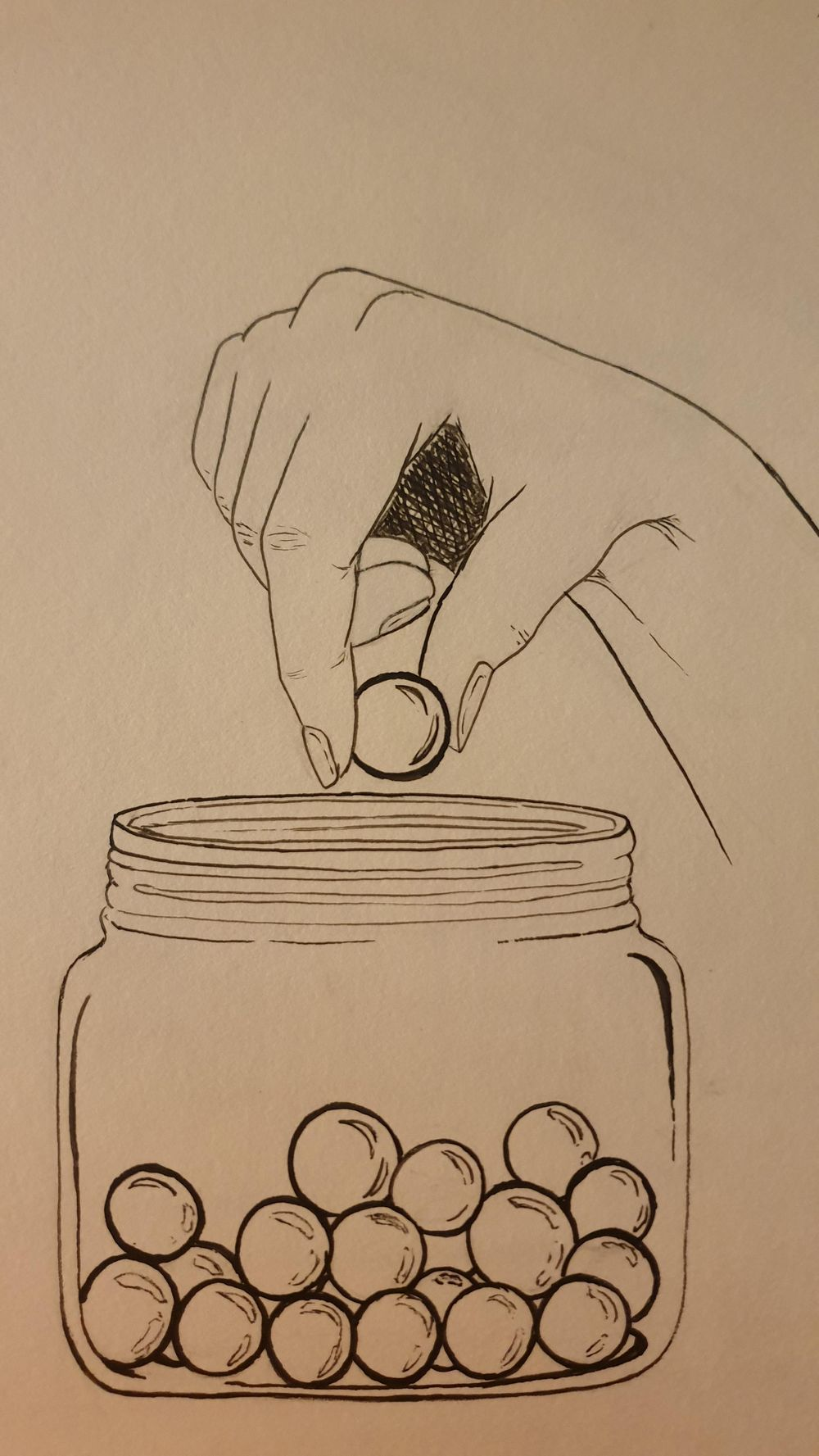 Candy jar - image 1 - student project